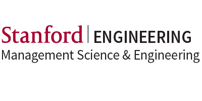 Stanford Department of Management Science and Engineering