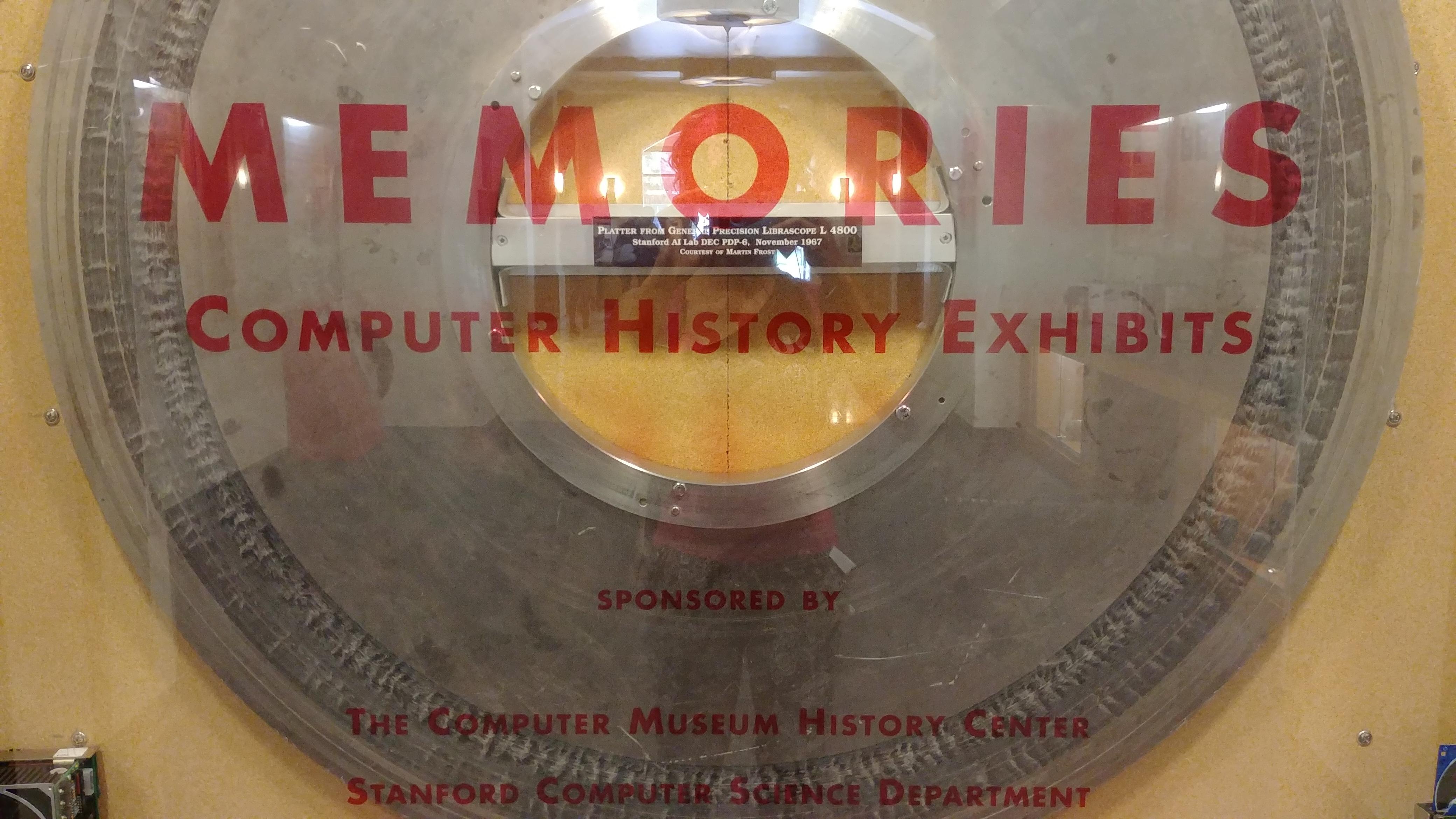 Gates Computer Exhibit
